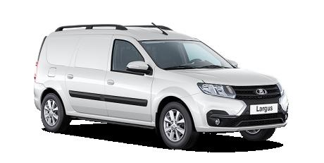 ЛАДА Ларгус фургон 1.6 л 8-кл. (90 л.с.), 5МТ / Comfort / Multimedia Plus
